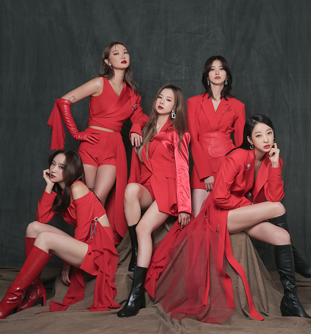 EXID Japan official site