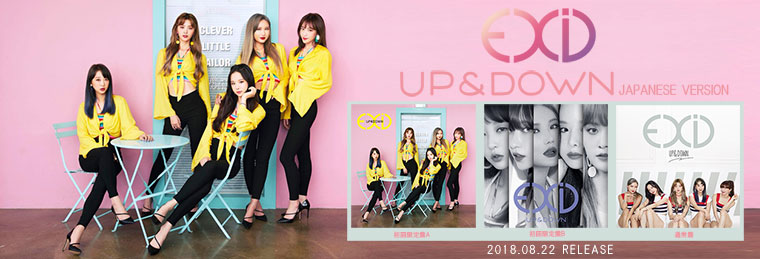 UP&DOWN JAPANESE VERSION